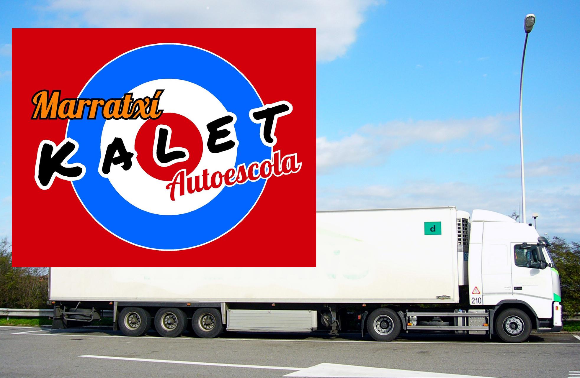 carné de camión, carné de autobús, carné de tráiler, cap, formación continua